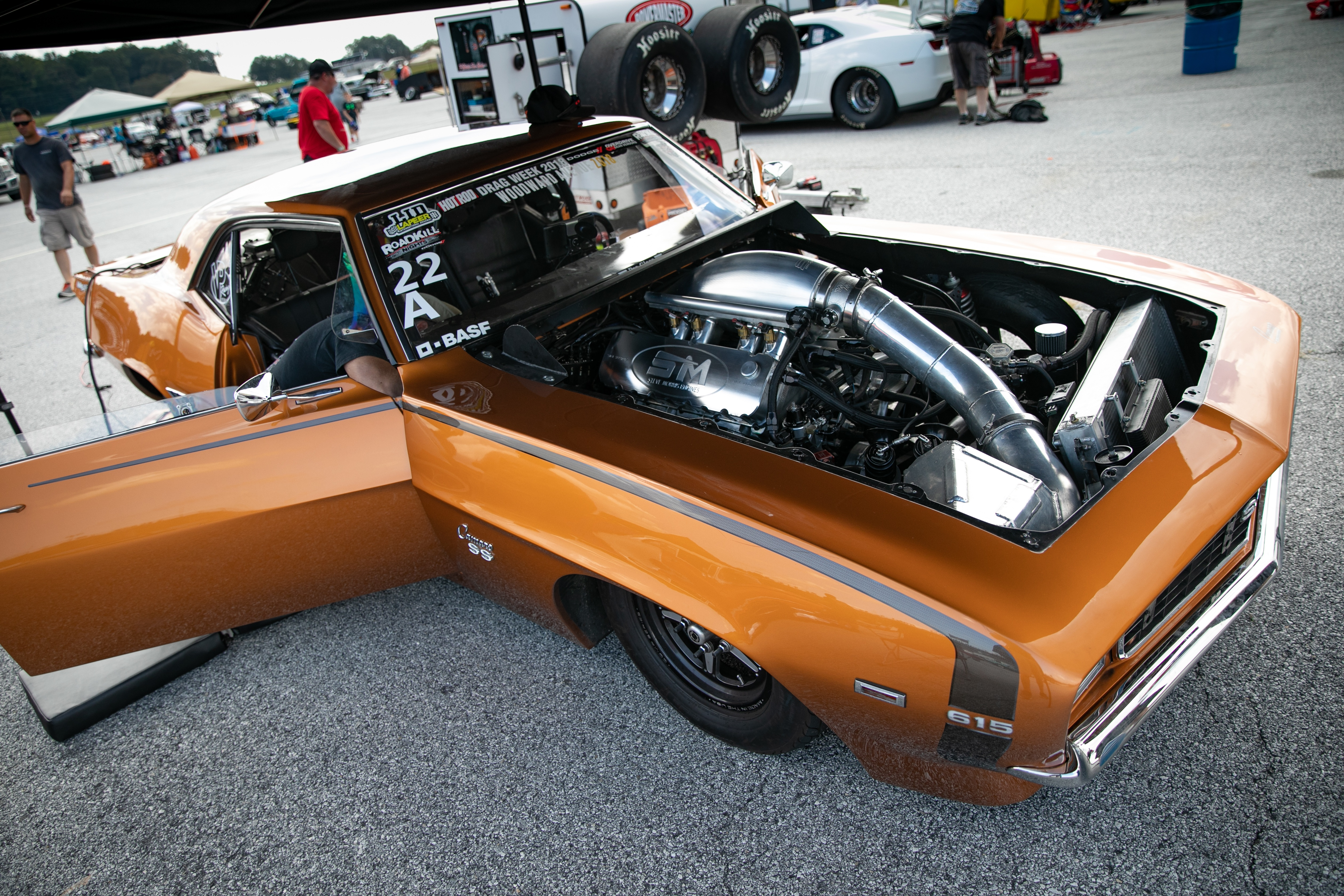 Congratulations to Tom Bailey on his Third HOT ROD Drag Week Win!