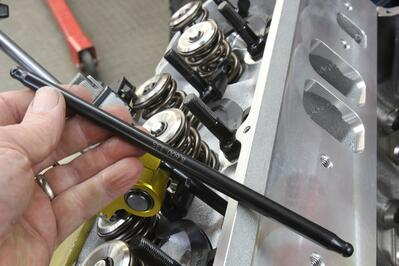 Are Flimsy Pushrods Costing You Power? Try This At-Home Valvetrain Stiffness Test To Find Out!